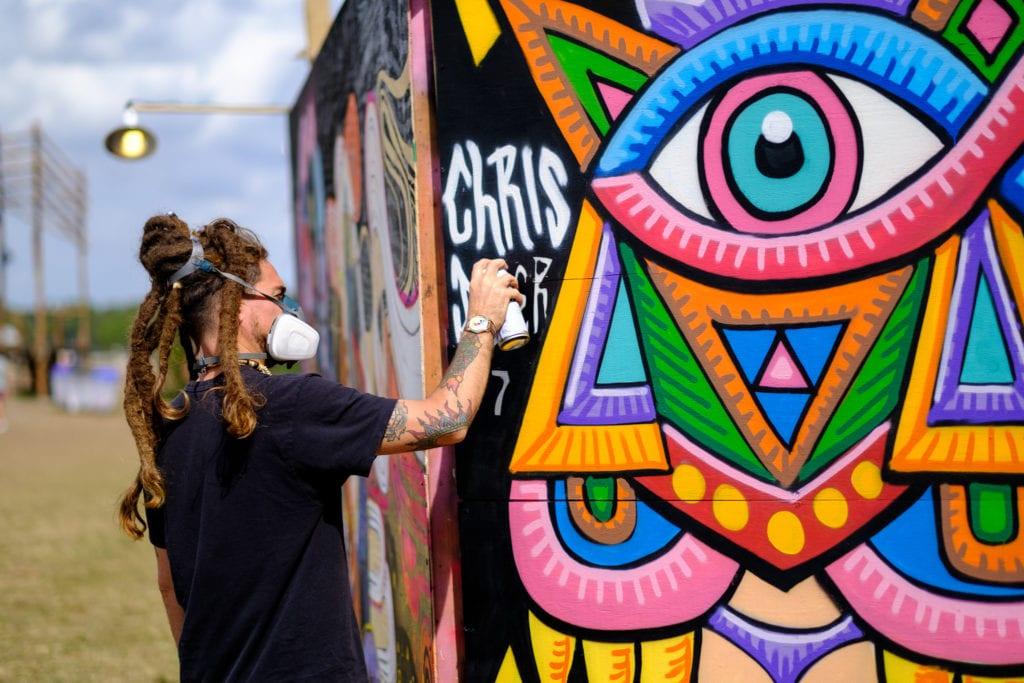 Thru My Eyes - Festival Photography - Los Angeles, CA
