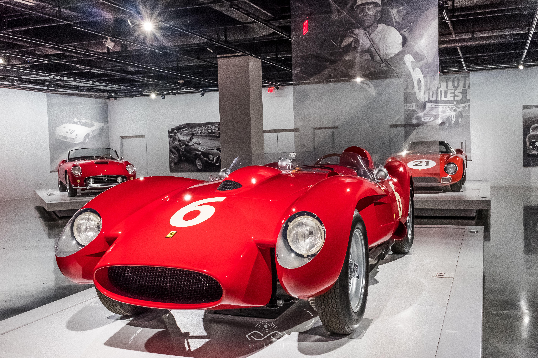 Ferrari - Seeing Red - Thru My Eyes Photography, Los Angeles